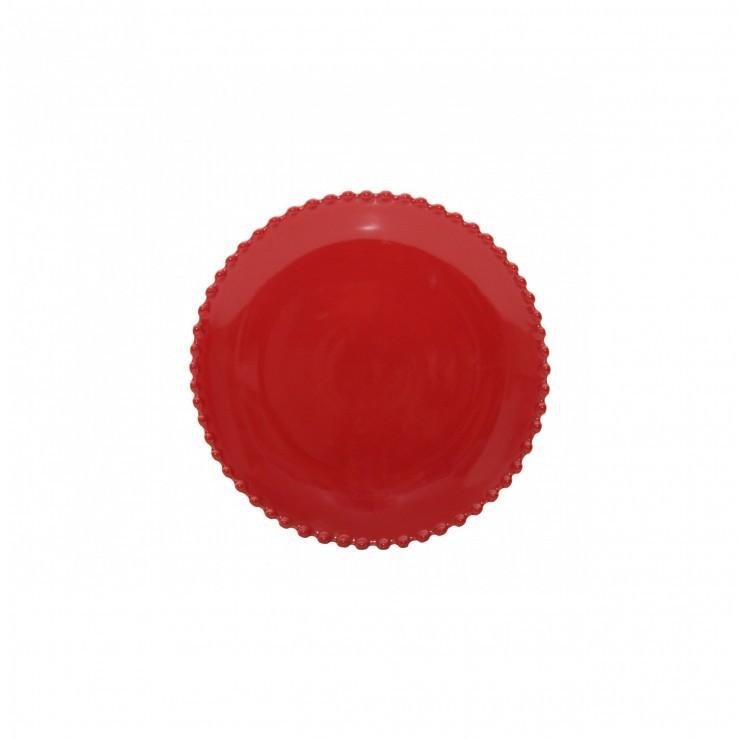 PEARL RUBI SALAD PLATE