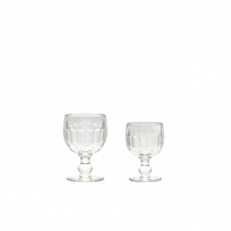 RETRO WATER GLASS 250 ML