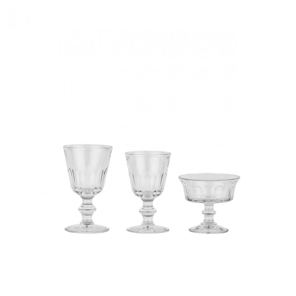RUSTIC WATER GLASS 180 ML