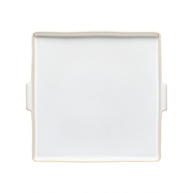 NÓTOS SQUARE SERVING PLATE 12""
