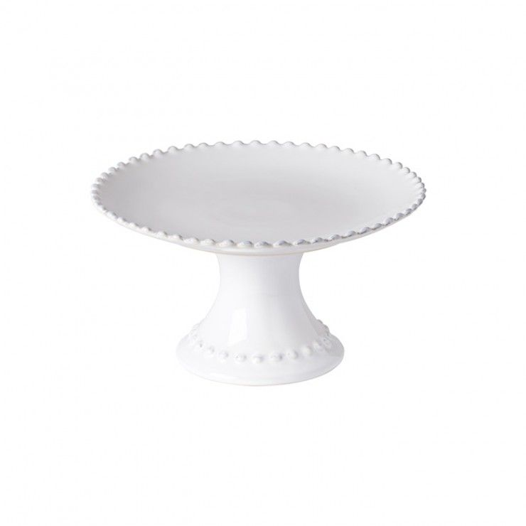 """PEARL FOOTED PLATE 9"""""""