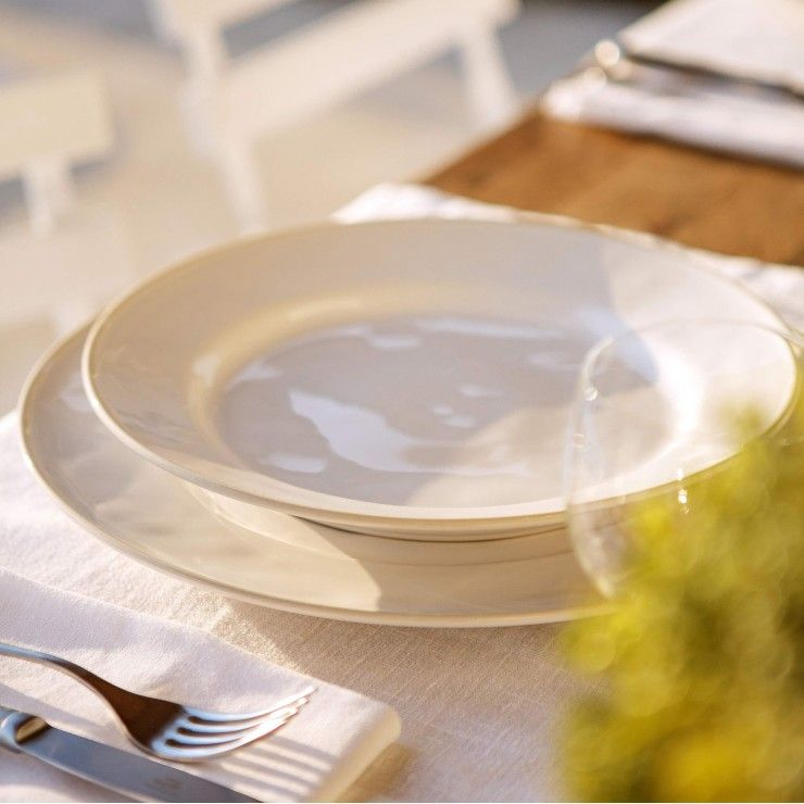 """DINNER PLATE 11"""" BEJA"""