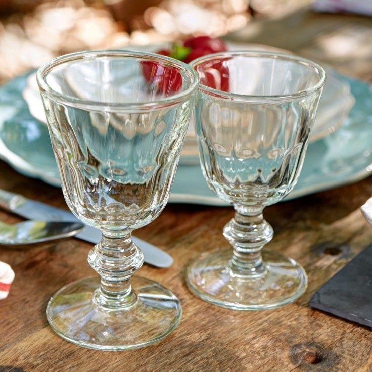 WINE GLASS 170 ML RUSTIC