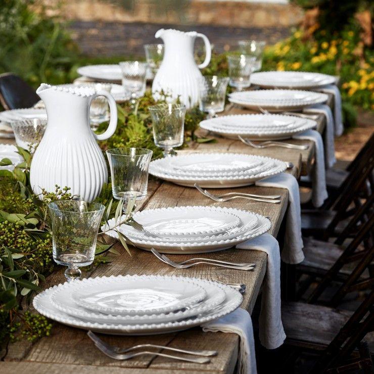 PEARL 30-PIECE DINNERWARE SET
